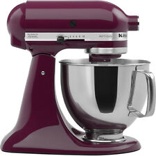 KitchenAid Artisan Series 5-Quart Tilt-Head Stand Mixer in Boysenberry