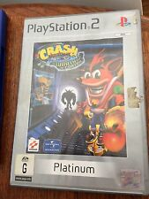PS2 Crash Wrath of Cortex, Playstation 2, complete, tested