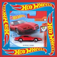 Hot Wheels 2020    ´84 PONTIAC FIREBIRD   224/250   NEU&OVP