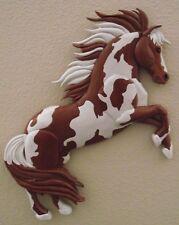 Horse 'Pinto', Intarsia Sculpture PATTERN