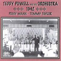Teddy Powell Orchestra - Feat. Peggy Mann An... - Teddy Powell Orchestra CD I9VG