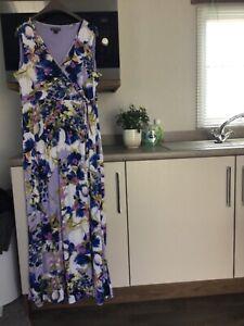 Nina Leonard maxi dress size XL