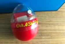 NEW SEALED 2014 Ohio Art MINI ETCH A SKETCH DRAWING TOY IN RED/CLEAR EGG