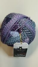 Schoppel Wolle Crazy Zauberball Sock Yarn #1699 Lilac Flavour 100g