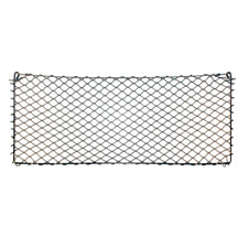 12X31 Framed GREY DIAMOND storage netting RV Boat Trailer Golf Cart Cargo Net
