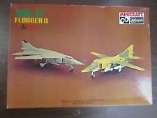 MIG-27 Flogger D Hasegawa Minicraft 1:72 Scale Plastic Model Kit 110414ame3