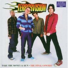 Terrorvision(2CD Album)Take The Money & Run-The Final Concert-Secret-SH-New