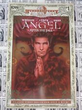 Angel After the Fall (2011) Idw - #1, Hundred Penny Press Variant, Whedon, Vf/Nm
