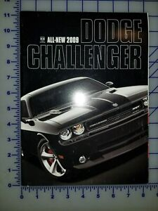 2009 Dodge Challenger Owners Manual User Guide