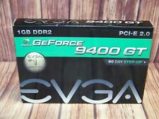 NVidia GeForce 9400 GT 1GB DDR2 PCI-E 2.0 Graphics Card New In Open Box