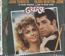 Grease - GREASE soundtrack cd