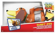 DISNEY PIXAR ORIGINAL SLINKY DOG BARKING FLASHLIGHT - TOY STORY BRAND NEW 5+
