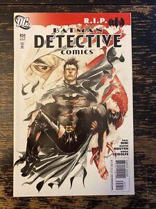 Batman Detective Comics #850 - 1st Gotham City Sirens (DC) Free Combine Shipping