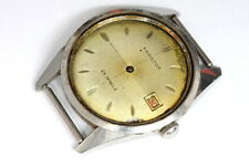 Swiss watch with Hamilton dial and FHF 73-4N movement for PARTS/RESTORE!