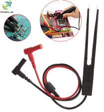 NEW SMD Inductor Test Meter Clip Probe Tweezer for Resistor Multimeter Capacitor