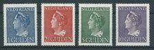 1946TG Nederland 1946 Konijnenburg  Nr.346-349 postfris mooie zegels.
