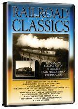 Railroad Classics [New DVD]