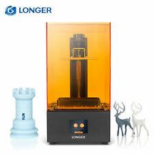 Longer Orange 10 Résine Imprimante 3D LCD 98x55x140mm Taille d'impression