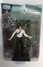 THE MATRIX - Mr Anderson Action Figure N2 Toys 2000 Warner Bros New Sealed Toy