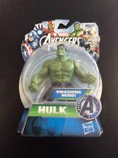 Marvel Avengers Assemble Action Figure Smashing Hero Hulk 2013