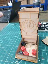 Rebel logo Dice Tower Star Wars Legion Wargame RPG