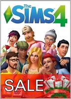 EASTER SALE The Sims 4 - GAME - (Pc/Mac) Guarantee l REGION FREE