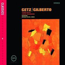 Stan Getz, Stan Getz & Joao Gilberto - Getz/Gilberto [New CD] UK - Import