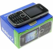 Nokia C2-01 - Black (Unlocked) Mobile Phone