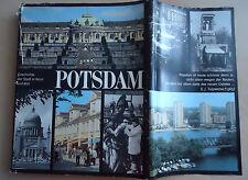 DDR Bildband Potsdam / Geschichte Bilder Fotos / Buch GDR VEB Deutscher Verlag