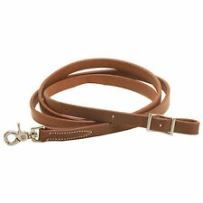 Tory Leather Tory Harness Leather Roping Rein