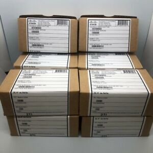 LOT OF 10 Cisco 8821 Power Supply (CP-PWR-8821-NA=) - Brand New