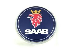 Genuine New SAAB BOOT BADGE Rear Emblem 9-5 2001-2005 4DR Saloon TiD SE