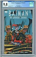 Batman The Adventures Continue 6 CGC 9.8 Frankie's Comics Edition De Berardinis