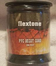 Flextone ~ Pvc Decoy Cord ~ 200 Feet ~ New & Sealed