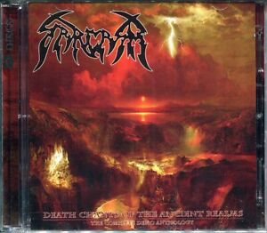 SARCASM Death Chants Of The Ancient Realms DOUBLE CD