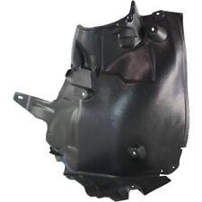 For C250 10-11, Front, Passenger Side Fender Splash Shield, Plastic