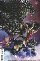Justice League Dark #6 Crain Variant DC Comics  1st Print 2018 Unread NM