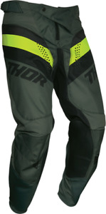 Thor Army 28 S21 Pulse Racer Pants 2901-8914