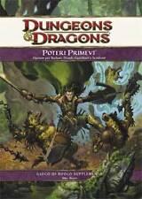 Dungeons & Dragons Poteri Primevi  -  4° edizione -