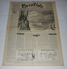 RIVISTA CANDIDO settimanale del sabato GUARESCHI -- anno 3 n 30 (1947)