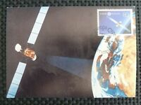 PORTUGAL MK CEPT SPACE WELTRAUM SATELLITE MAXIMUMKARTE MAXIMUM CARD MC CM c1331