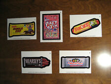 2020 Wacky Packages All New Series October Weeks 1-4 Base Puzzle Sets
