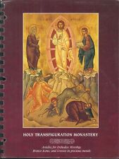 Holy Transfiguration Monastery Catalog Articles For Orthodox Worship Icon Cross
