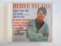 HERVE VILARD : CAPRI C'EST FINI [ CD ALBUM NEUF ] - PORT GRATUIT