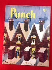Vintage : PUNCH Magazine : 18th January 1961