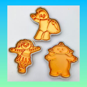 In The Night Garden Set Of 3 Cookie Cutters
