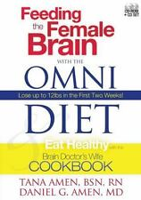 The Omni Diet 2 Disc Set, CD-Rom NEW SEALED Feeding the Female Brain