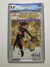 Young Avengers Presents #6 - CGC 9.8 - KATE BISHOP as HAWKEYE - DISNEY Plus +