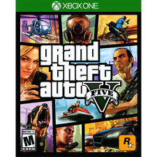 Grand Theft Auto V Xbox One [Factory Refurbished]