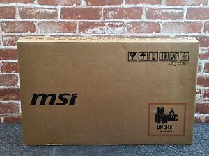 "MSI Creator 15 A10SET-050 15.6"" i7 10875H 16GB RAM 512GB SSD FHD TOUCH RTX 2060"